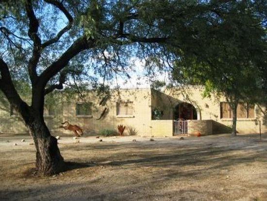 11101 E Rusty Spur Pl, Tucson, AZ 85749