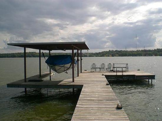 1843 E Lake Dr, Weatherford, TX 76087