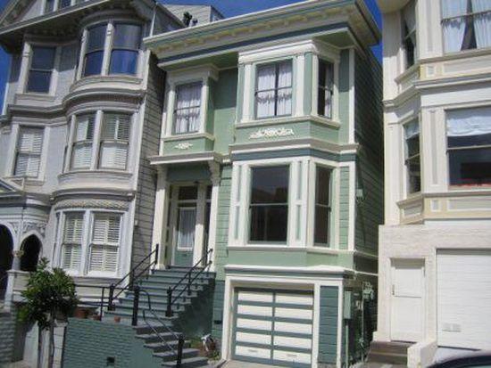 142 Belvedere St, San Francisco, CA 94117