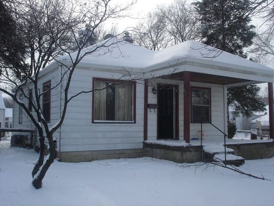 5301 E 20th Pl, Indianapolis, IN 46218