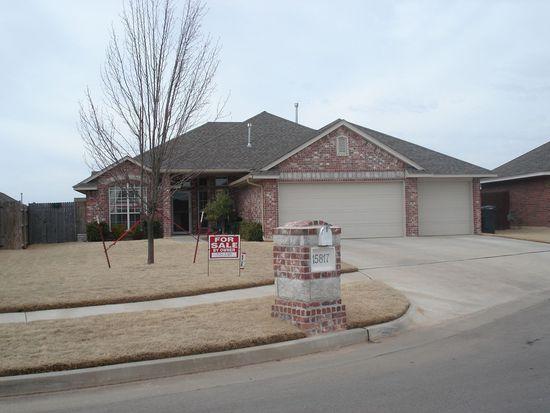 15817 Breccia Rd, Oklahoma City, OK 73170