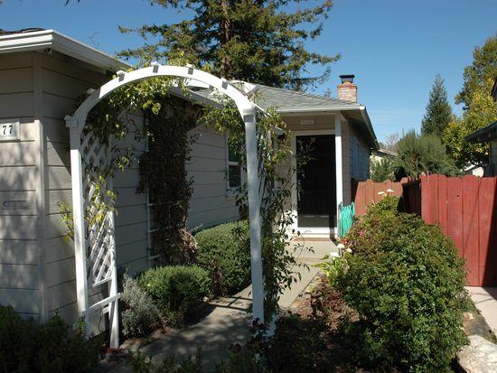 477 Topaz St, Redwood City, CA 94062