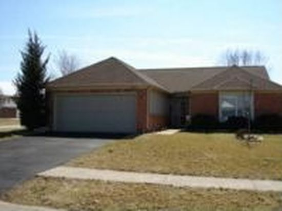 6887 Wild Cherry Dr, Fishers, IN 46038