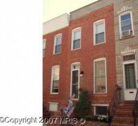 1445 Richardson St, Baltimore, MD 21230
