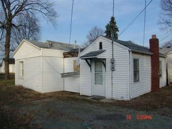 805 W 2nd St, Anderson, IN 46016