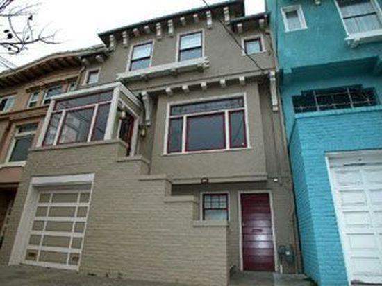 474 17th Ave, San Francisco, CA 94121