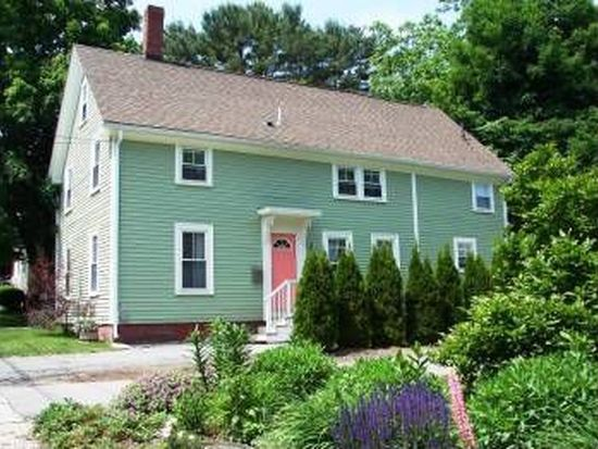 12 Forrester St UNIT 12, Newburyport, MA 01950