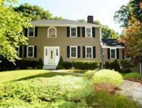 12 Courser Brook Dr, Byfield, MA 01922