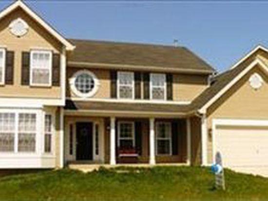 1121 Manor Cove Dr, Saint Charles, MO 63304