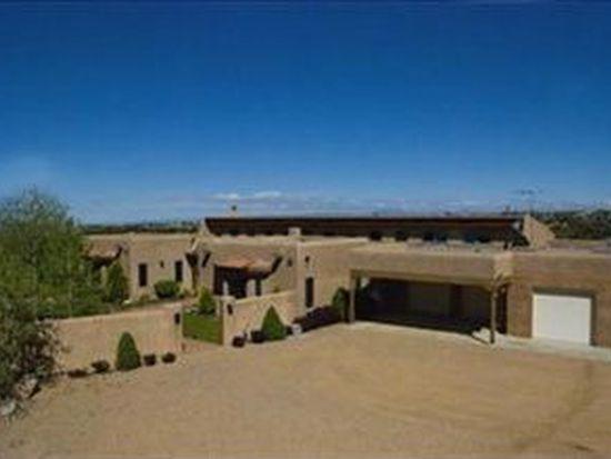 70 Principe De Paz, Santa Fe, NM 87508