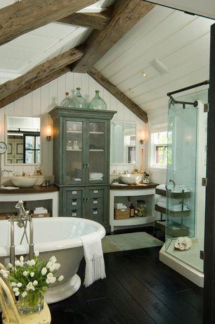 rustic green bathroom design ideas | Rustic Bathroom Ideas - Design, Accessories & Pictures ...