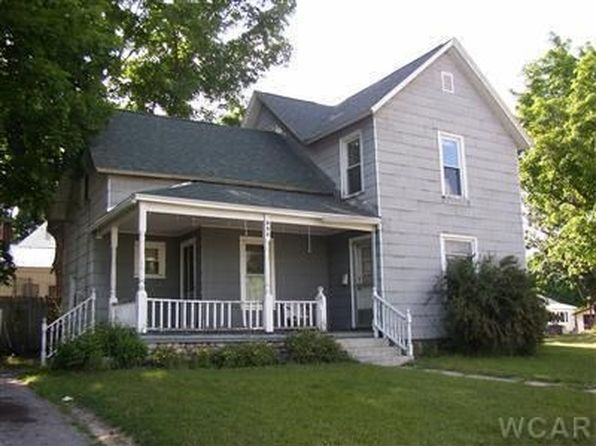 4 bed 1 bath Single Family at 129 N Park St Reed City, MI, 49677 is for sale at 25k - google static map