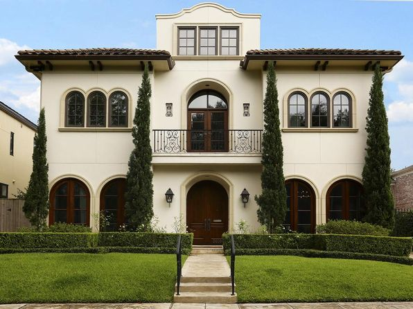 5 bed 7 bath Single Family at 3609 Wickersham Ln Houston, TX, 77027 is for sale at 2.85m - 1 of 6