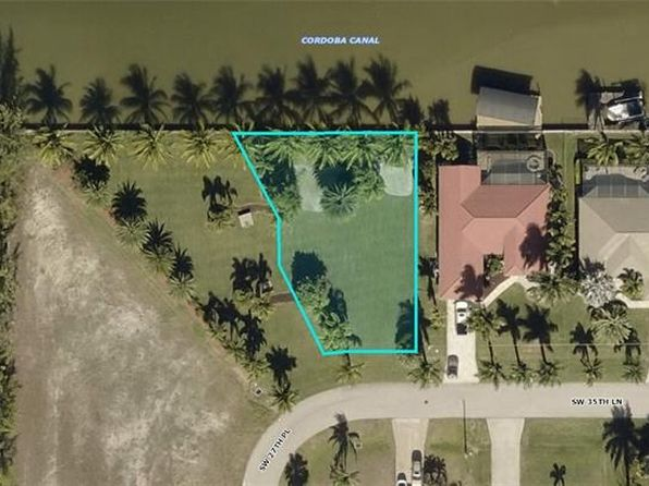 null bed null bath Vacant Land at 2723 SW 35TH LN CAPE CORAL, FL, 33914 is for sale at 169k - 1 of 3