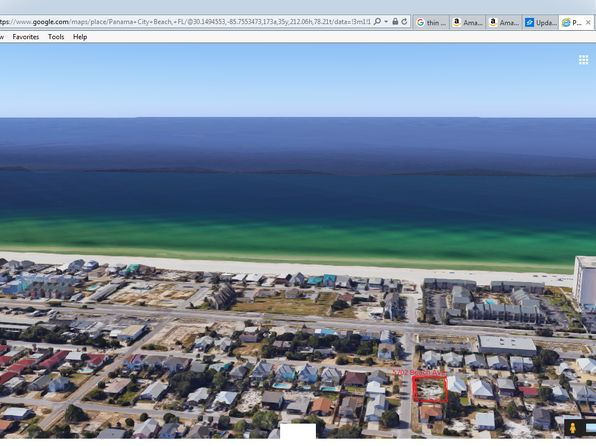 null bed null bath Vacant Land at 5702 BEACH DR PANAMA CITY, FL, 32408 is for sale at 135k - 1 of 7