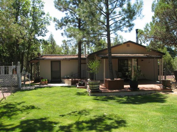 2 bed 1 bath Mobile / Manufactured at 1311 Lofty Ln Happy Jack, AZ, 86024 is for sale at 175k - 1 of 19