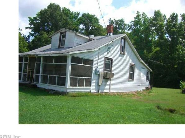 2 bed 1 bath Single Family at 22091 Aurora St Courtland, VA, 23837 is for sale at 32k - google static map