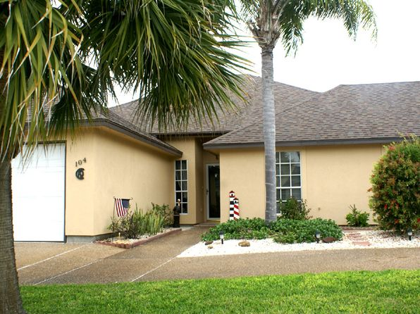 4 bed 2 bath Single Family at 104 Sailfish Ct Aransas Pass, TX, 78336 is for sale at 569k - 1 of 76