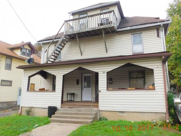 3 bed 1 bath Multi Family at 112 Fillmore Ave Endicott, NY, 13760 is for sale at 90k - 1 of 4