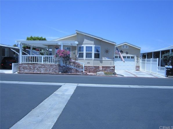 2 bed 2 bath Mobile / Manufactured at 20701 Beach Blvd Huntington Beach, CA, 92648 is for sale at 185k - 1 of 28