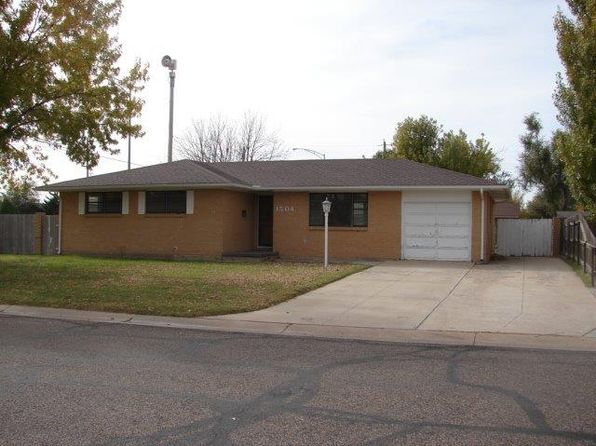 3 bed 2 bath Single Family at 1504 Clay Ct Liberal, KS, 67901 is for sale at 100k - 1 of 14