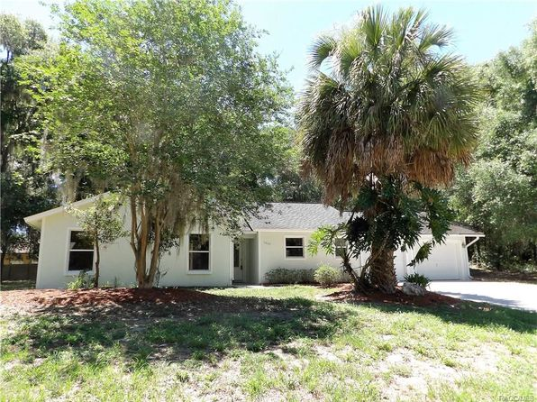 3 bed 2 bath Single Family at 1067 S Chateau Pt Inverness, FL, 34450 is for sale at 170k - 1 of 25