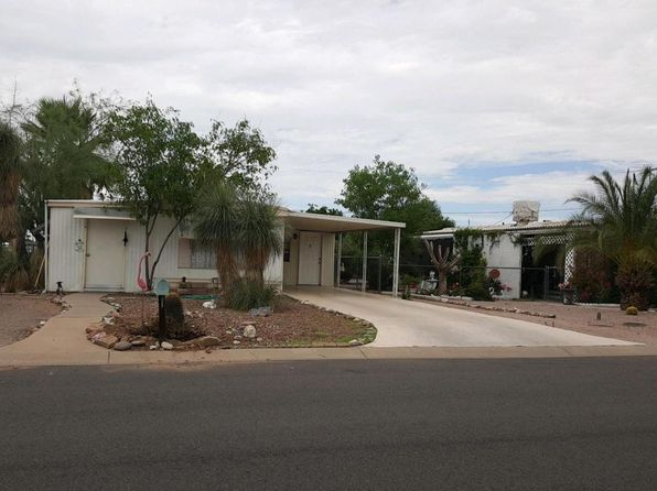 2 bed 1.5 bath Mobile / Manufactured at 640 S 92nd Pl Mesa, AZ, 85208 is for sale at 69k - google static map