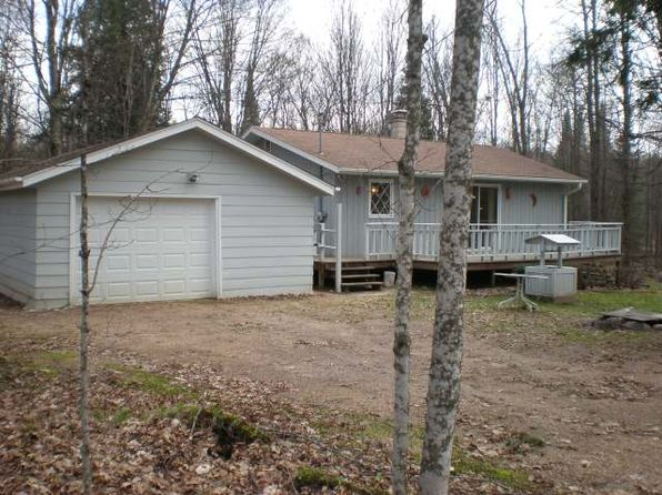 2 bed 1 bath Single Family at N4317 Badger Ranch Dr White Lake, WI, 54491 is for sale at 110k - 1 of 13
