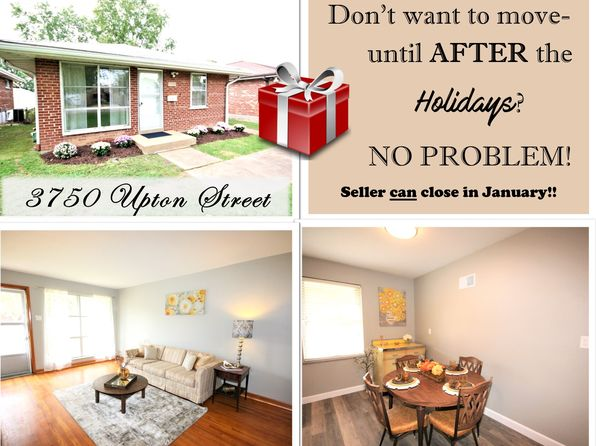 3 bed 2 bath Single Family at 3750 Upton St Saint Louis, MO, 63116 is for sale at 115k - 1 of 33