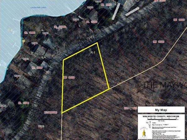 null bed null bath Vacant Land at LT12 W Shore Dr Elkhorn, WI, 53121 is for sale at 40k - google static map