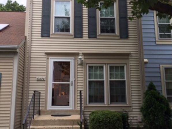 3 bed 2 bath Townhouse at 6474 Brick Hearth Ct Alexandria, VA, 22306 is for sale at 363k - google static map