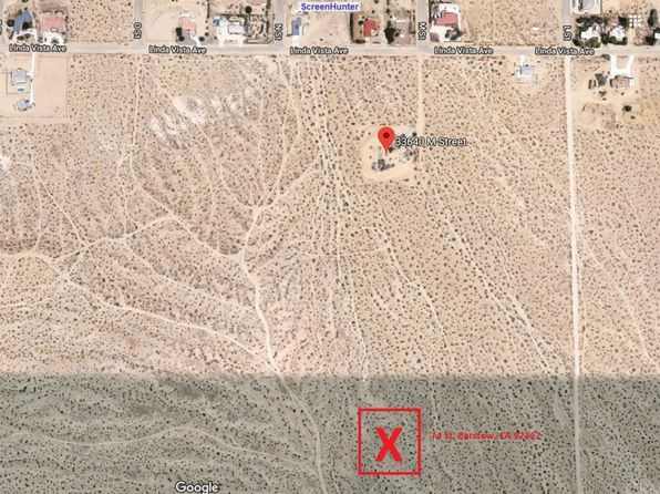 null bed null bath Vacant Land at 0 M St Barstow, CA, 92312 is for sale at 10k - 1 of 3