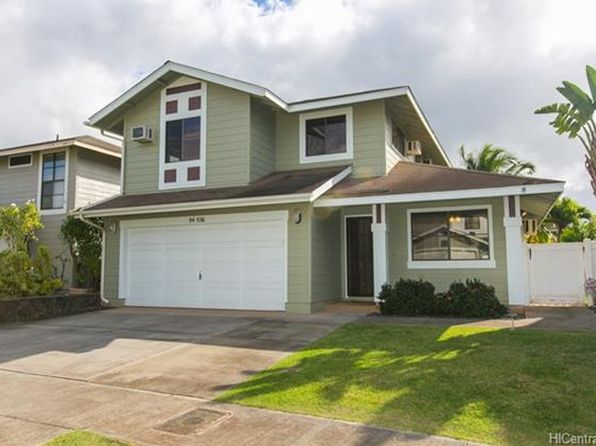 3 bed 3 bath Single Family at 94-536 Meaaina Pl Waipahu, HI, 96797 is for sale at 700k - 1 of 16
