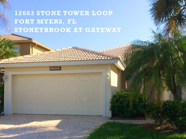 3 bed 2 bath Single Family at 12683 Stone Tower Loop Fort Myers, FL, 33913 is for sale at 249k - 1 of 23