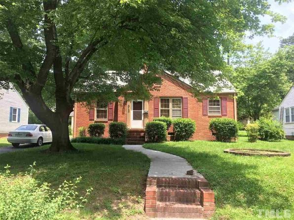 3 bed 1 bath Single Family at 612 Ruby St Durham, NC, 27704 is for sale at 190k - 1 of 10