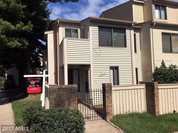 2 bed 1 bath Townhouse at 18643 Nathans Pl Gaithersburg, MD, 20886 is for sale at 175k - 1 of 21