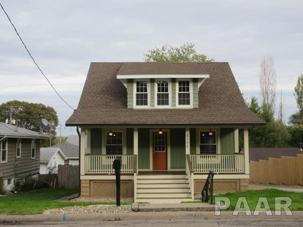 3 bed 2 bath Single Family at 6202 S Adams St Bartonville, IL, 61607 is for sale at 120k - 1 of 35