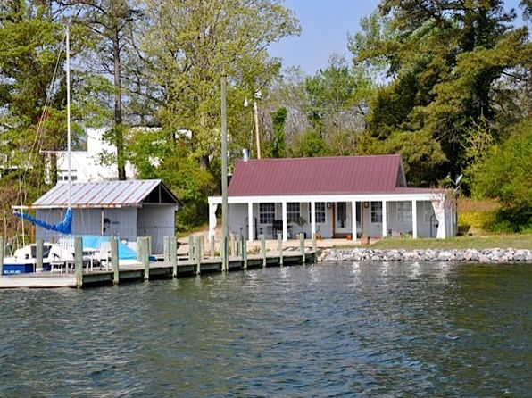 1 bed 1 bath Single Family at 1171 Johns Neck Rd Weems, VA, 22576 is for sale at 485k - 1 of 15