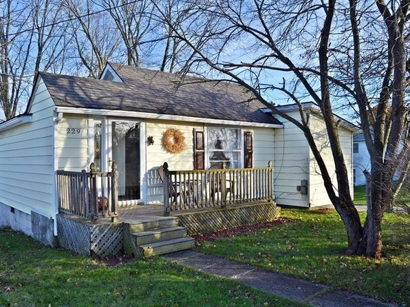 2 bed 1 bath Single Family at 229 Bradley St West Liberty, OH, 43357 is for sale at 73k - 1 of 28