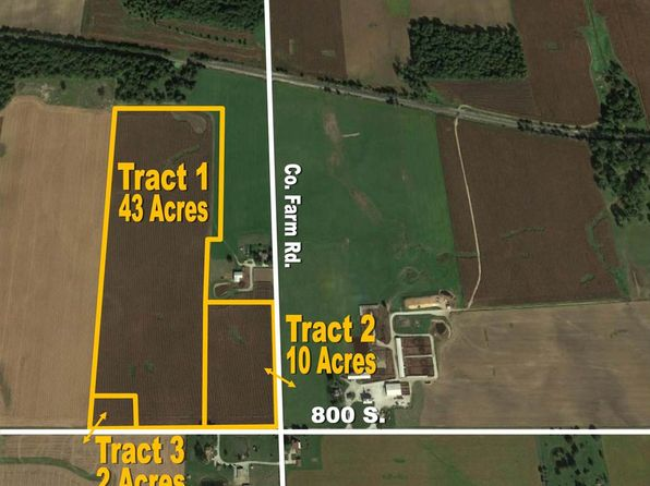 null bed null bath Vacant Land at ** S County Farm Claypool, IN, 46510 is for sale at 400k - google static map