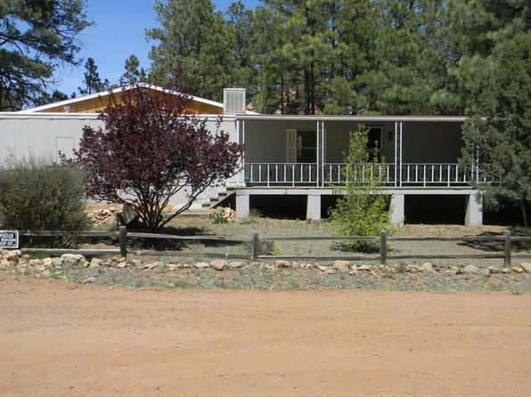 2 bed 1 bath Mobile / Manufactured at 2873 Twin Fawn Trl Overgaard, AZ, 85933 is for sale at 75k - 1 of 14