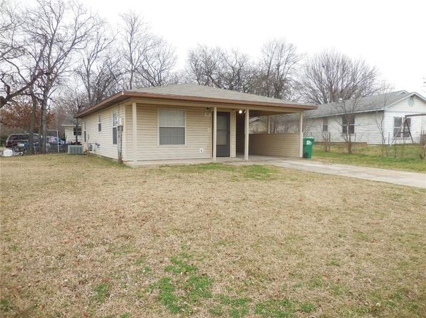3 bed 1 bath Single Family at 603 JACKSON ST DENTON, TX, 76205 is for sale at 127k - 1 of 15