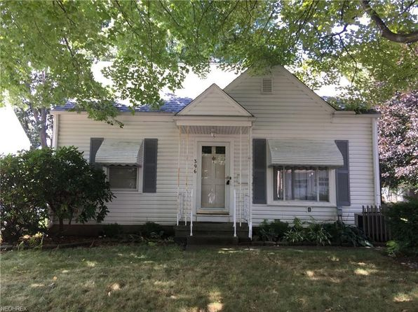 3 bed 2 bath Single Family at 396 Crystal St Akron, OH, 44305 is for sale at 105k - 1 of 17