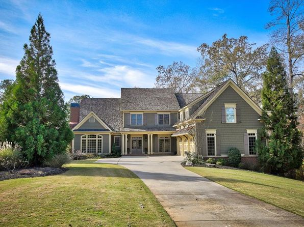 6 bed 7 bath Single Family at 370 Canterbury Lk Alpharetta, GA, 30004 is for sale at 1.45m - 1 of 28