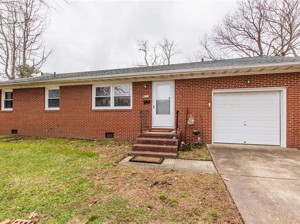 3 bed 1 bath Single Family at 601 Page Dr Hampton, VA, 23669 is for sale at 135k - 1 of 32