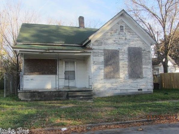 2 bed 1 bath Single Family at 1015 S PULASKI ST LITTLE ROCK, AR, 72202 is for sale at 7k - google static map