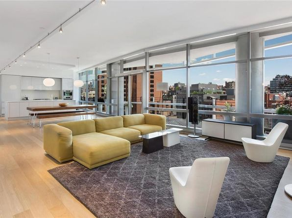 3 bed 3.5 bath Condo at 1 York St New York, NY, 10013 is for sale at 5.50m - 1 of 12
