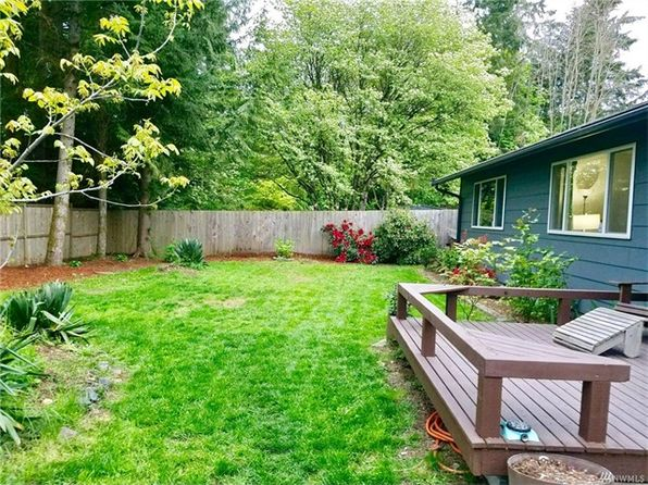 4 bed 2 bath Single Family at 20274 NW Cedar Ln Poulsbo, WA, 98370 is for sale at 370k - 1 of 19