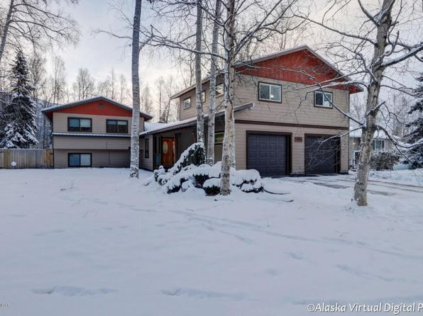 4 bed 3 bath Single Family at 18108 Tonsina Ct Eagle River, AK, 99577 is for sale at 433k - 1 of 38