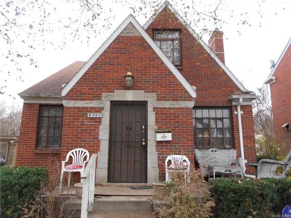 3 bed 1.5 bath Single Family at 8220 Whitcomb St Detroit, MI, 48228 is for sale at 32k - 1 of 20